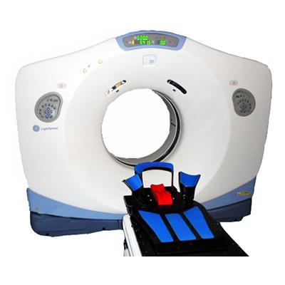 GE Light Speed Ultra CT Scanner